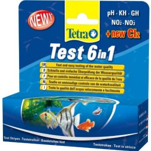 Tetra 175488 Test 6 in 1